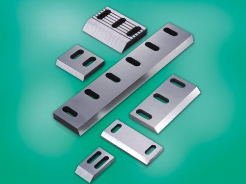 リサイクル用ブレード、粉砕・破砕用回転刃/固定刃1